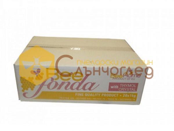Бийфонда с тимол - твърда храна