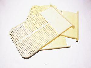 Вътрешен пластмасов прашецоуловител 300 на 190 см (3)