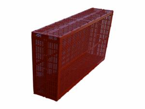 Изолатор ДБ за две рамки
