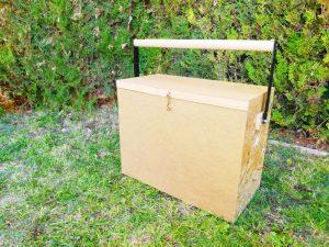Сандъче за пренос на рамки, 6-12 рамки ДБ