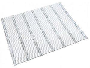 Ханеманова метална 12 рамки, вътрешни размери