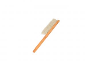 Четка естествен косъм, бяла