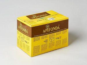 апифонда 15 кг, твърда храна за пчели