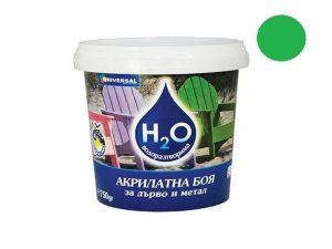 боя за кошери на водна основа - зелена