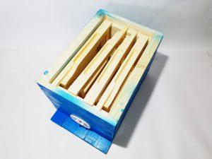 дървено сандъче, оплодно