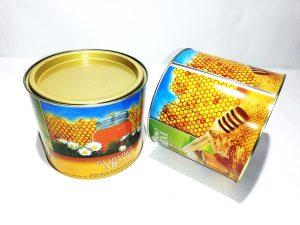контейнер за мед метален 3 кг (1)