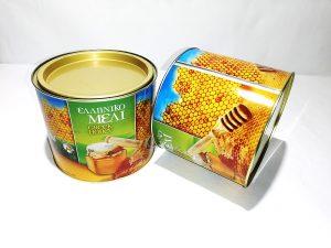 контейнер за мед метален 3 кг (2)