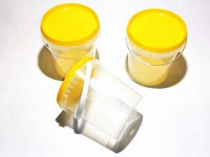 кутия за мед 720 мл, пластмасова