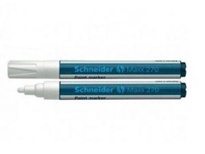 маркер за маркиране шнайдер-бял