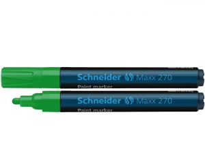 маркер шнайдер зелен