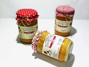 мед букет и слунчоглед