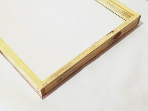 надставка 4 см за 10 рамков кошер, дървена