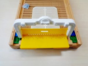 пластмасово дъно за 10 рамков кошер