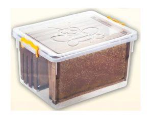 пластмасово преносно сандъче, 8 рамково