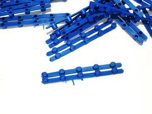 пъпков разделител 9 рамки, пластмасов