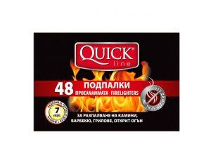 разпалки за пушалка - 48 бр