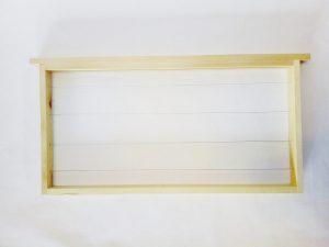 Пчелни рамки, прави сковани и обтелени - многокорпусни (ЛР)