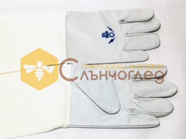 ръкавици естествена агнешка кожа