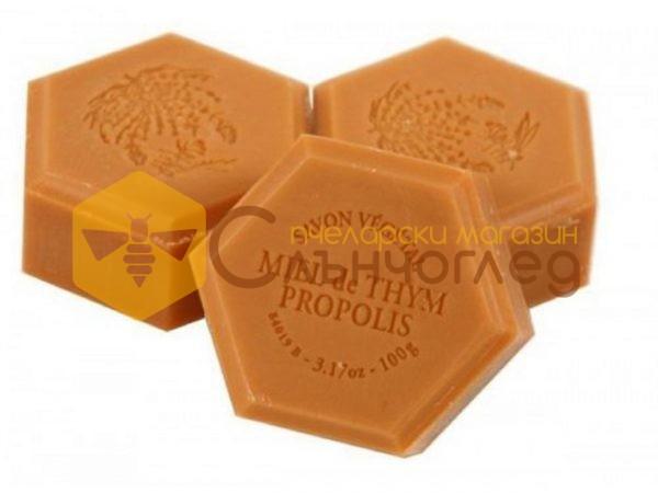 сапун мед и прополис