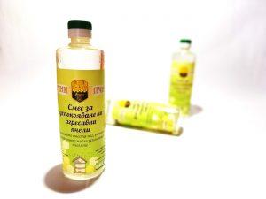 смес за успокояване на агресивни пчели