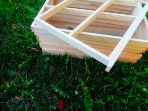 Строителна рамка за кошера