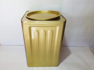 тенекия за мед 25 кг