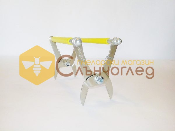 Щипка за пчелни рамки