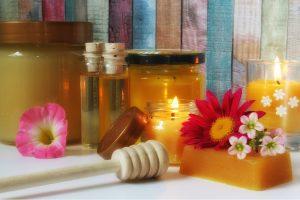 Пчелни продукти, козметика