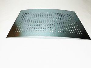 Прашецоуловител метален - 22 на 33 см