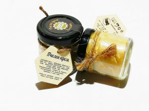 пчелен крем 30 гр, натурални съставки