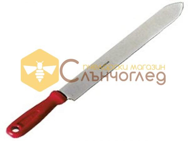 нож Лега, гладък