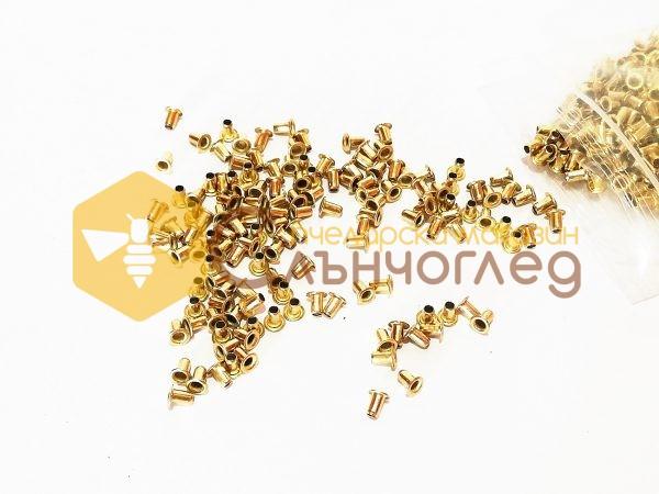капси за рамки ø2 мм, 1100 бр
