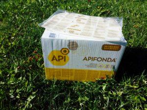 Апифонда 1 кг, твърда храна за пчели