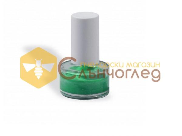 лак Лега - зелен