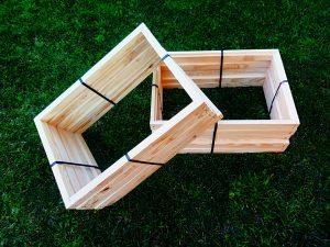надставка 8 рамков кошер - 4 см дебелина