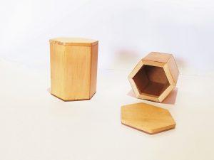 Декоративена дървена бъчвичка