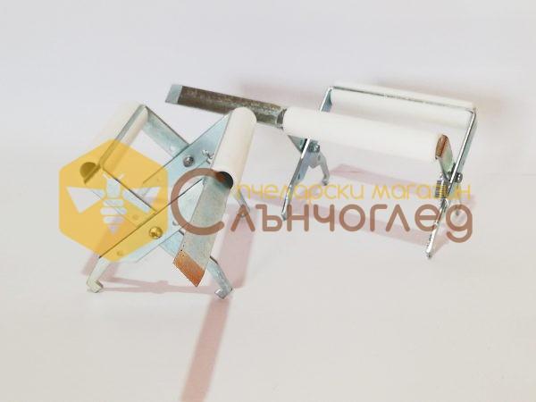 Щипка с рамкоповдигач