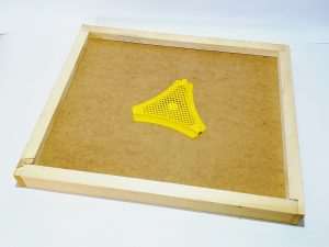 табла за пчелогонка 10 рамкова