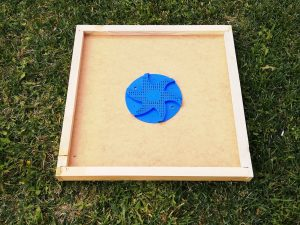 табла за пчелогонка 12 рамкова