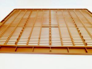 Ханеманова 8 рамкова с крачета