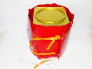 декристализатор за мед за една тенекия