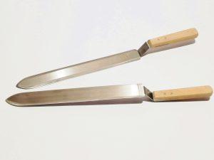 нож гладък ИНДЖИ